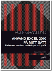 Använd Excel 2010 Framsidan Mini