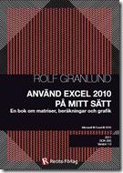 Använd Excel 2010 Framsidan