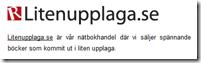 Litenupplaga.se