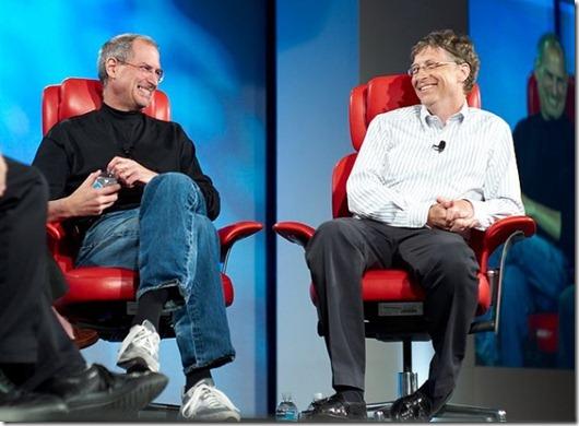 Steve och Bill