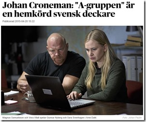 Croneman A-gruppen